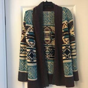 Ecote Aztec cardigan